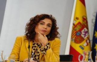 María Jesús Montero, versatility to the spokesman...
