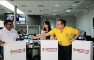 The electoral campaign in Peru reaches its final leg...