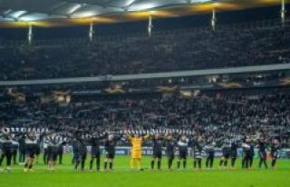 A FCB home match in Frankfurt?