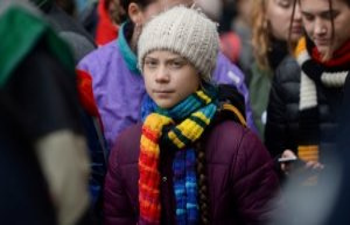 Greta Thunberg visited the Zurich Oberland