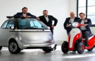 Küsnachter company presents a new Version of the...