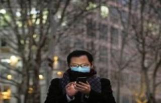 So China is via mobile phone through the Corona-crisis