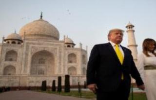 Trump in India: politics, sports and romance