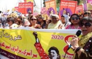 Women around the world are demanding more rights