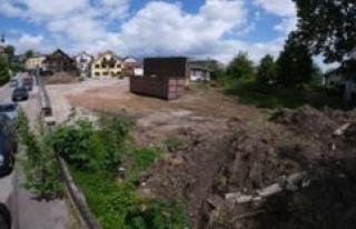 21 apartments and a Kindergarten: demolition for Dinard-Park...