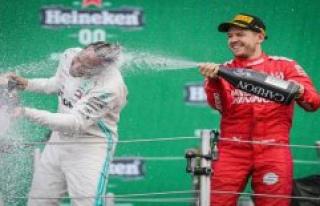 A class type: a Touching Fan story is showing Vettel's...