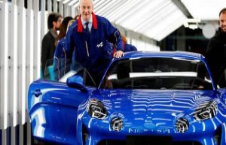 Alpine : a monument at risk   Automotive
