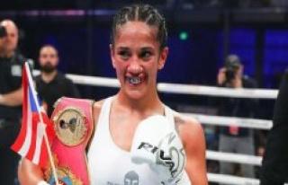 Amanda Serrano ready for Taylor-Fight on 4. July