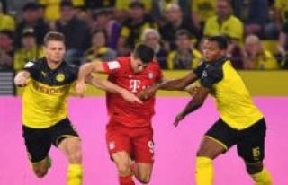 BVB versus FC Bayern Munich: Which statement selects...