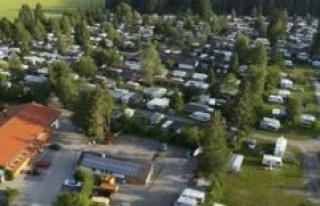 Bad Tölz-Wolfratshausen: It zua wia d Sau: Camping...
