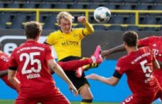 Borussia Dortmund - FC Bayern München: International...