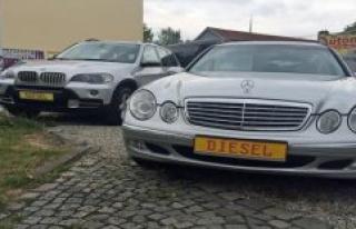 Comeback of the Diesel? Older self-starter, suddenly...
