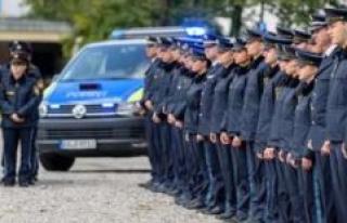 Corona/Bavaria: police student training shortened...