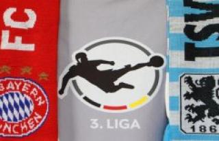 DFB-Bundestag decision: third League fall season continues