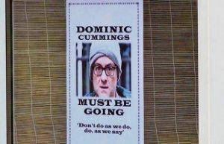 Dominic Cummings, the right arm of Boris Johnson,...