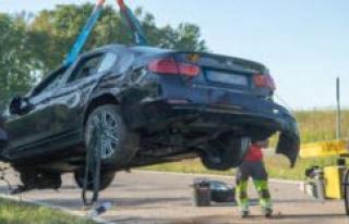 Erzgebirge Aue: Second Division-Shock! BMW's flying...