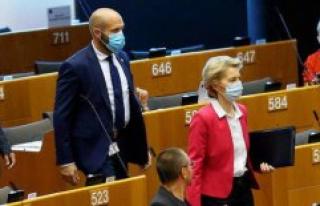 European recovery Plan : the spirit of Robert Schuman...