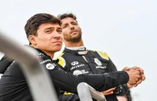 Ex-Renault-Junior non-regretted departure: Is Fernando...