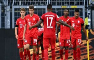 FC Bayern - Dusseldorf: Flick has a lineup spoilt...