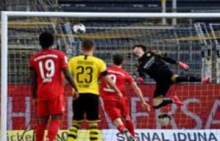 FC Bayern: Kimmichs wonder goal against BVB in the...