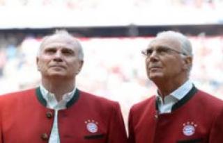 FC Bayern Munich, Beckenbauer noted, in the spirit...