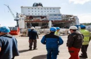 Flensburg: Flensburger shipyard will be operational...