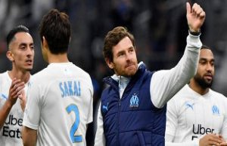 Football : lentraîneur André Villas-Boas will remain...