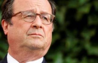 François Hollande : I had my share of responsibility...