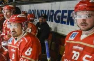 Full visor in ice hockey: a three-fold protection...