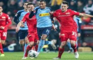 Gladbach - Union Live-Stream: Bundesliga live on the...