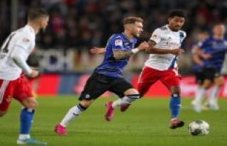 HSV - Bielefeld Live Stream: 2. Bundesliga watch live...