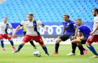 HSV can shorten to Arminia Bielefeld, VfB loses after...