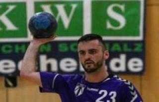 Handball: Unterpfaffenhofen playmaker catching up...