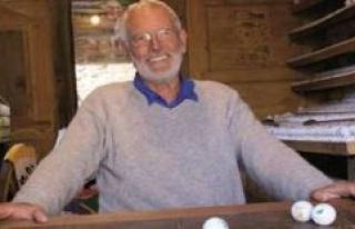 Hans Kofler teacher, a Motivator, a Golf pioneer,...