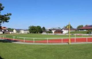 Hohenpeißenberg: TSV offers on free areas athletes...