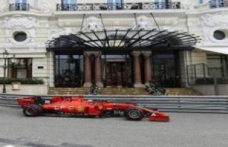 Instead of Monaco GP: Charles Leclerc grid for film...