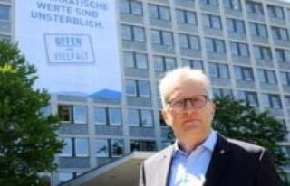 Kassel: the murder of Walter Lübcke-anniversary -...