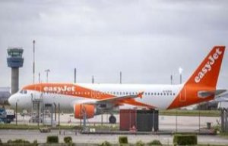 Low-cost airline Easyjet in June, flights to   economy