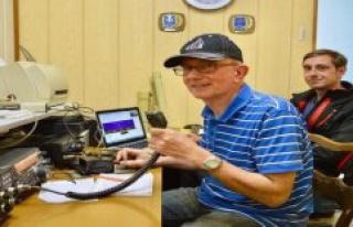Lutherstadt Wittenberg: radio Amateurs in Wittenberg:...