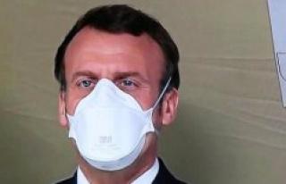 Masks : the counter-truths dEmmanuel Macron - The...