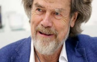 Munich/Reinhold Messner: photographs show the new...