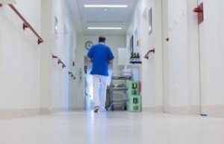 North Rhine-Westphalia psychiatry: patients take a...