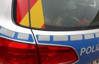 Police Department in Neuwied/Rhein: first message...