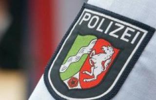 Police headquarters in Freiburg: traffic accident...