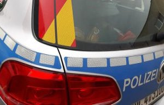 Police in Bremen in the Assembly locations in Bremen