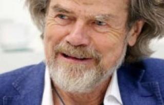 Reinhold Messner: photos show girlfriend - she is...