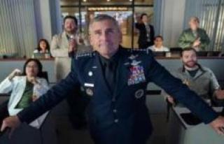 Space Force on Netflix a 2. Season of Steve Carells...
