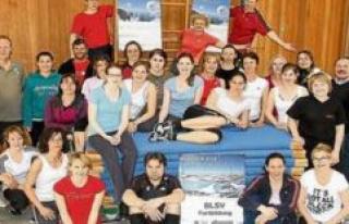 Sports in Erding: it is allowed, it is still banned...