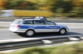 State police inspection Erfurt: motorcycle in Kölleda...