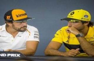 Stefano Domenicali: Carlos Sainz will benefit at Ferrari...